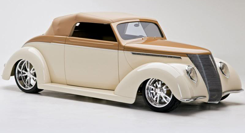 Snieders 37 Ford Tri Valley Auto Glass